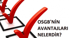 Bursa OSGB 'nin Avantajları Nelerdir?