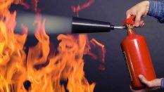 Bursa OSGB Yangın Eğitimi