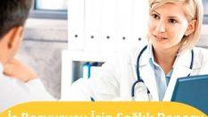 İş Başvuru için Bursa OSGB 'den Sağlık Raporu Almak